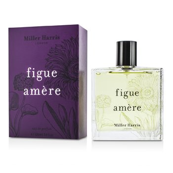 Miller Harris Figue Amere Eau De Parfum Spray (New Packaging)  100ml/3.4oz