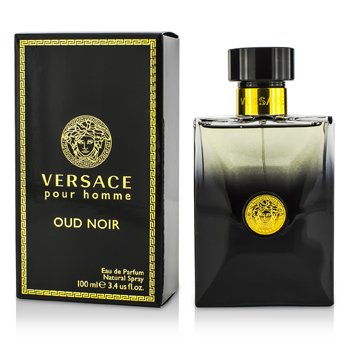 Versace Oud Noir Eau De Parfum Spray  100ml/3.4oz