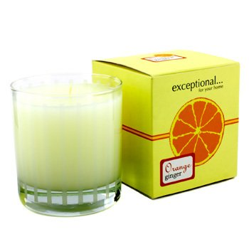 Fragrance Candle - Orange Ginger  227g/8oz