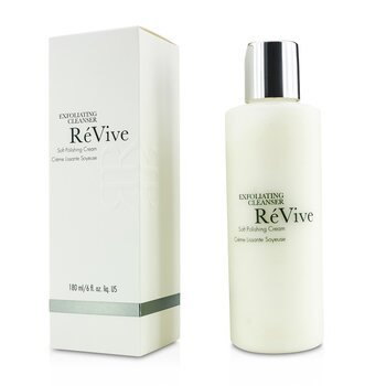 Re Vive Exfoliating Cleanser - Soft Polishing Cream  180ml/6oz