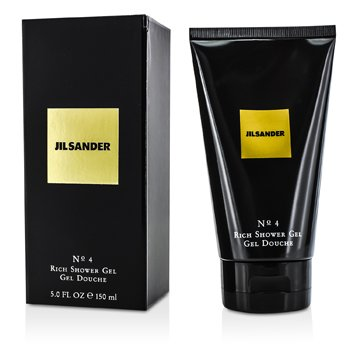 Jil Sander No.4 Rich Shower Gel  150ml/5oz