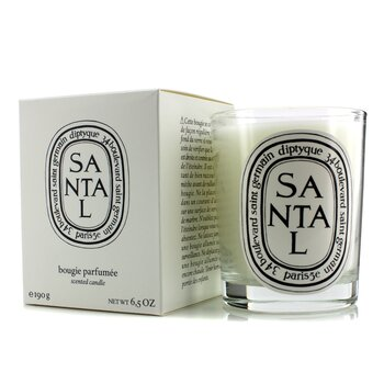 Scented Candle - Santal (Sandalwood)  190g/6.5oz
