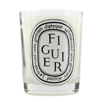Scented Candle - Figuier (fikentre)  190g/6.5oz