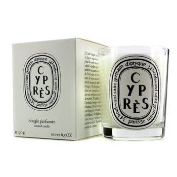 Scented Candle - Cypres (sypress)  190g/6.5oz