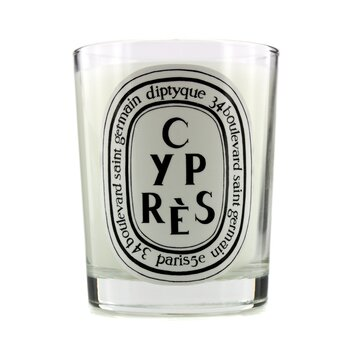 Scented Candle - Cypres (Cypress)  190g/6.5oz