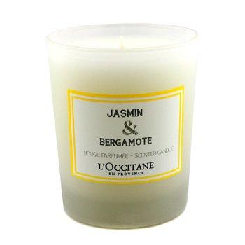 Jasmin & Bergamote Scented Candle  190g/6.6oz