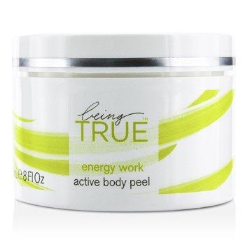 Energy Work Active Body Peel  240ml/8oz