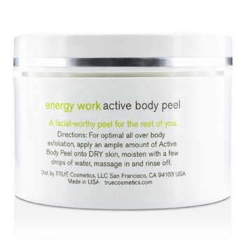 Peeling do ciała Energy Work Active Body Peel  240ml/8oz