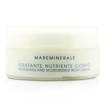 Home Spa Nourishing and Moisturizing Body Cream  200ml/6.66oz
