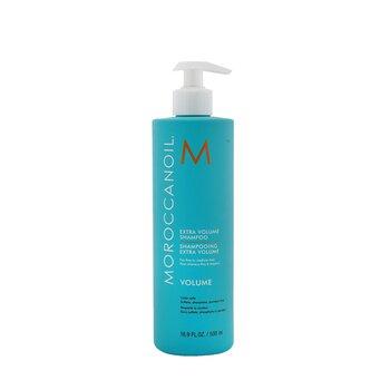 Extra Volume Shampoo (For Fine Hair)  500ml/16.9oz