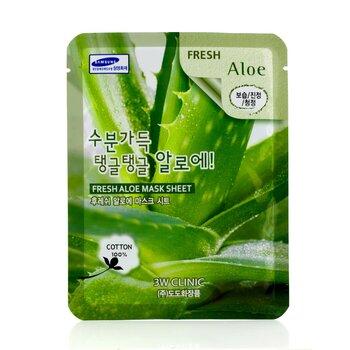 Mask Sheet - Fresh Aloe  10pcs