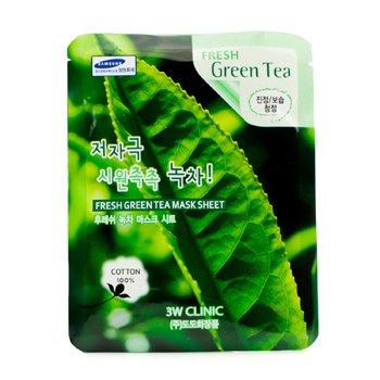 Mask Sheet - Fresh Green Tea  10pcs