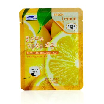 Mask Sheet - Fresh Lemon  10pcs