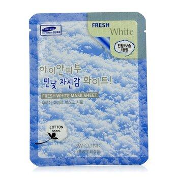 Mask Sheet - Fresh White  10pcs