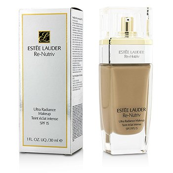 Estee Lauder ReNutriv Ultra Radiance Makeup SPF 15 - # Ivory Beige (3N1)  30ml/1oz