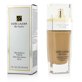 Estee Lauder ReNutriv Ultra Radiance Makeup SPF 15 - # Shell Beige (4N1)  30ml/1oz