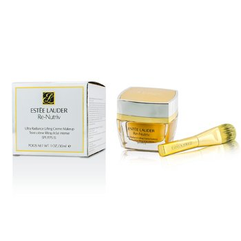 Estee Lauder ReNutriv Ultra Radiance Lifting Creme Makeup SPF15 - # Honey Bronze (4W1)  30ml/0.1oz