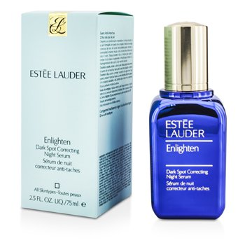 Estée Lauder Serum Noturno Enlighten Dark Spot Correcting  75ml/2.5oz