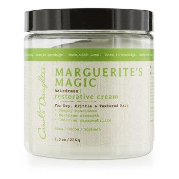 Marguerite's Magic Hairdress Restorative Cream (For Dry, Brittle & Textured Hair)  226g/8oz