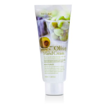 Hand Cream - Olive  100ml/3.38oz