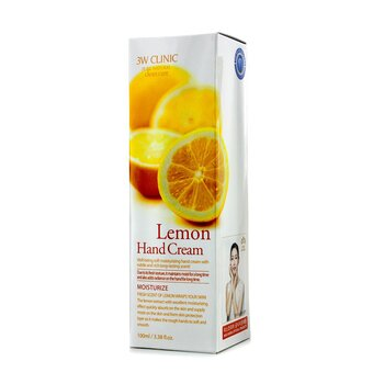 Hand Cream - Lemon  100ml/3.38oz