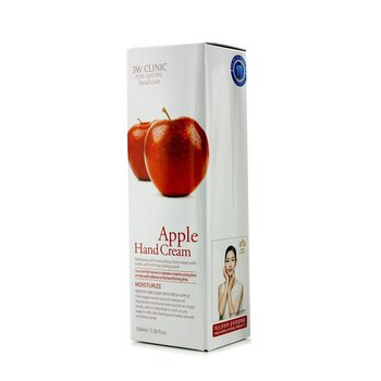 Hand Cream - Apple  100ml/3.38oz