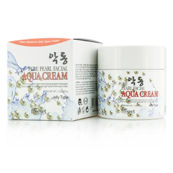 Freeset Aqua Crema (Tipo Jalea Humectante) - Pure Pearl  50g/1.7oz