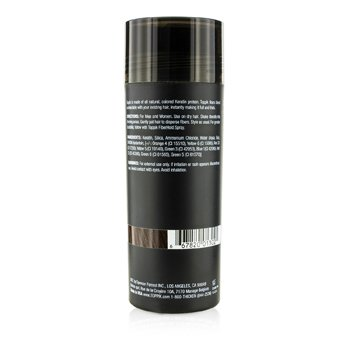 Hair Building Fibers - # Dark Brown  55g/1.94oz