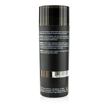 Hair Building Fibers - # Mørk brun  55g/1.94oz
