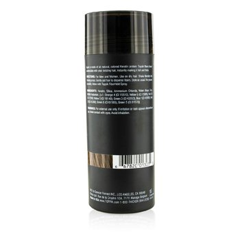 Hair Building Fibers - # Şaten Mediu  55g/1.94oz