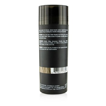Hair Building Fibers - # Light Brown  55g/1.94oz