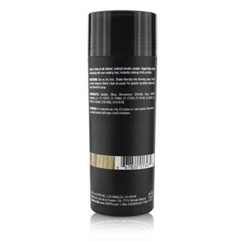 Hair Building Fibers - # Medium Blonde  55g/1.94oz