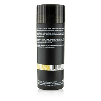 Hair Building Fibers - # Light Blonde  55g/1.94oz