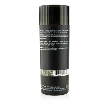 Hair Building Fibers - # Gray  55g/1.94oz