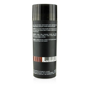 Hair Building Fibers - # Auburn  55g/1.94oz