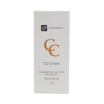 CC Cream SPF30 - Natural Beige  50g/1.7oz