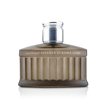 Laura Biagiotti Essenzia Di Roma Uomo Eau De Toilette Spray.  125ml/4.2oz