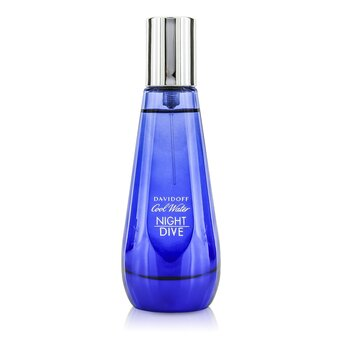 Cool Water Night Dive Woman Eau De Toilette Spray  50ml/1.7oz