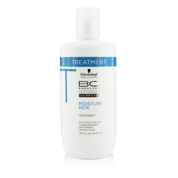 Schwarzkopf Nawilżająca kuraca do włosow normalnych po suche BC Moisture Kick Treatment (For Normal to Dry Hair)  750ml/25.5oz