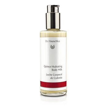 Dr. Hauschka Quince Hydrating Body Milk  145ml/4.9oz