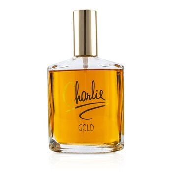 Revlon Charlie Gold Eau De Toilette Spray  100ml