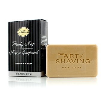 The Art Of Shaving Vücut Sabunu -Kokusuz  198g/7oz