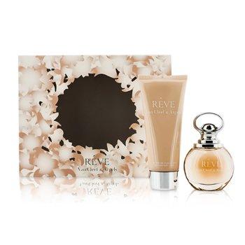 Van Cleef & Arpels Reve Coffret: Eau De Parfum Spray 50ml/1.7oz + Body Lotion 100ml/3.3oz  2pcs