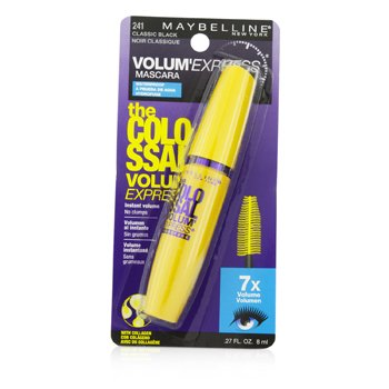 Volum' Express The Colossal Waterproof Mascara  8ml/0.27oz