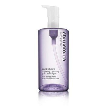 Shu Uemura Blanc:Chroma Aceite Limpiante Suave Exfoliante & Aclarante  450ml/15.2oz