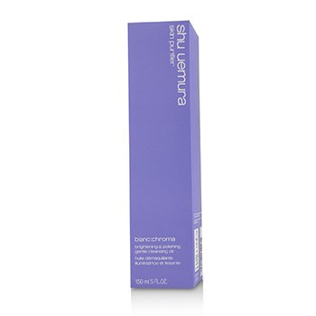 Blanc:Chroma Brightening & Polishing Gentle Cleansing Oil  150ml/5oz