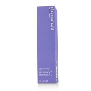Blanc:Chroma Brightening & Polishing Gentle Cleansing Oil 150ml/5oz