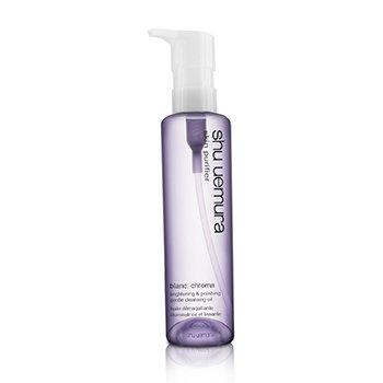 Shu Uemura Blanc:Chroma Aceite Limpiante Suave Exfoliante & Aclarante  150ml/5oz