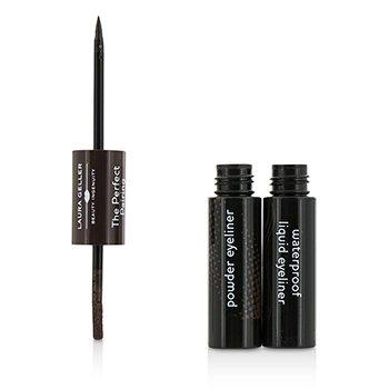 The Perfect Pairing Waterproof Liquid & Powder Eyeliner  3.8g/0.129oz