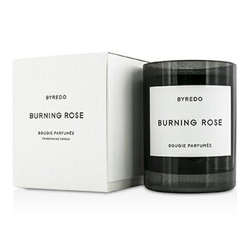Fragranced Candle - Burning Rose 240g/8.4oz